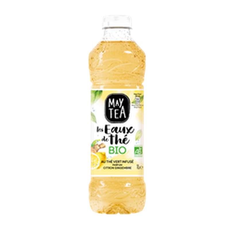 May Tea thé infusé glacé citron gingembre BIO (1 L)