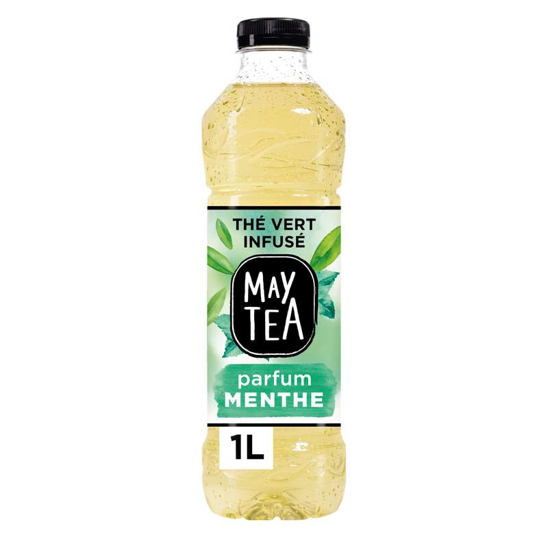 May Tea thé vert parfum menthe (1 L)