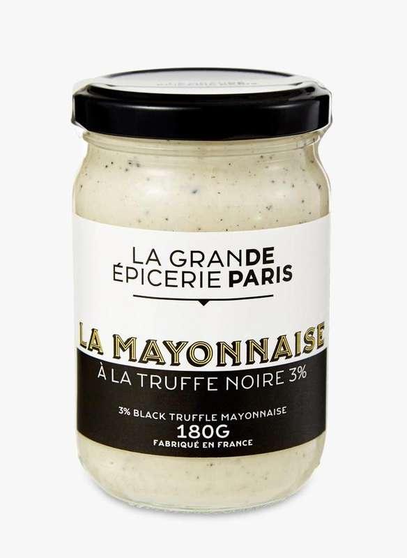 Mayonnaise à la truffe noire 3%, La Grande Epicerie de Paris (180 g)