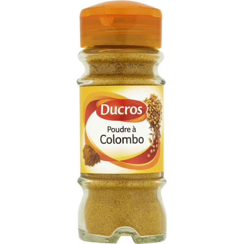 Mélange d'épices pour colombo, Ducros (40 g)