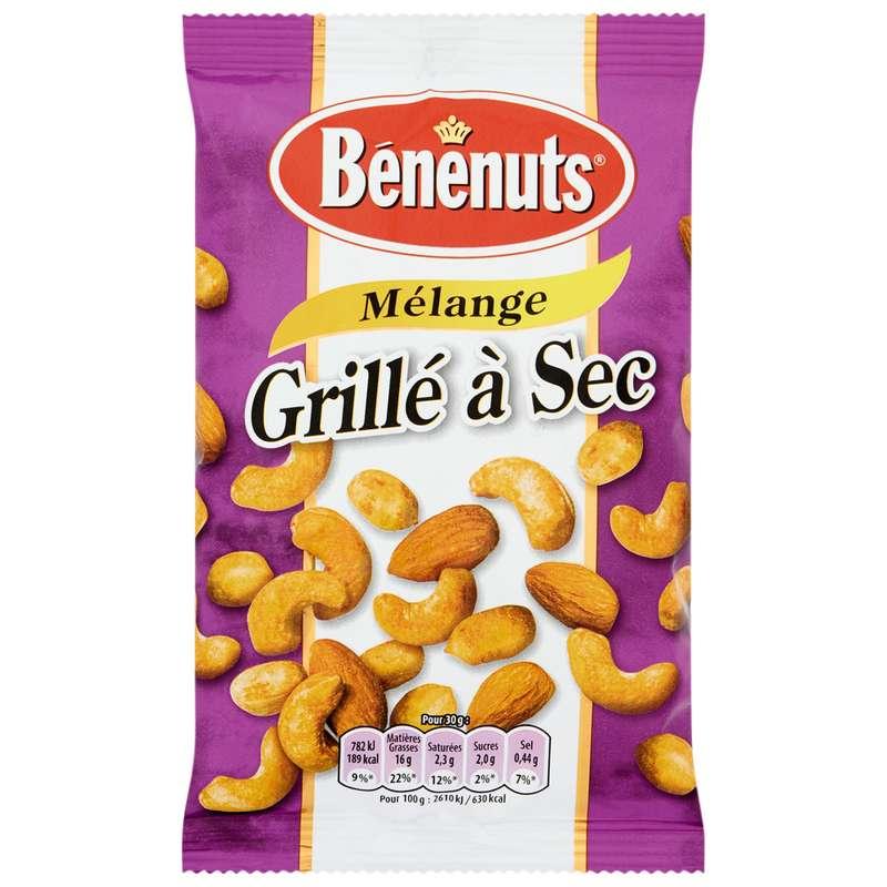 Mélange grillé à sec, Bénénuts (100 g)