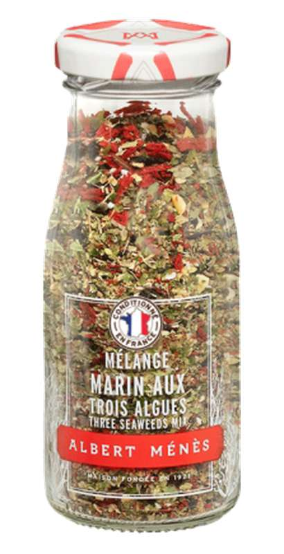 Mélange marin aux trois algues, Albert Ménès (40 g)