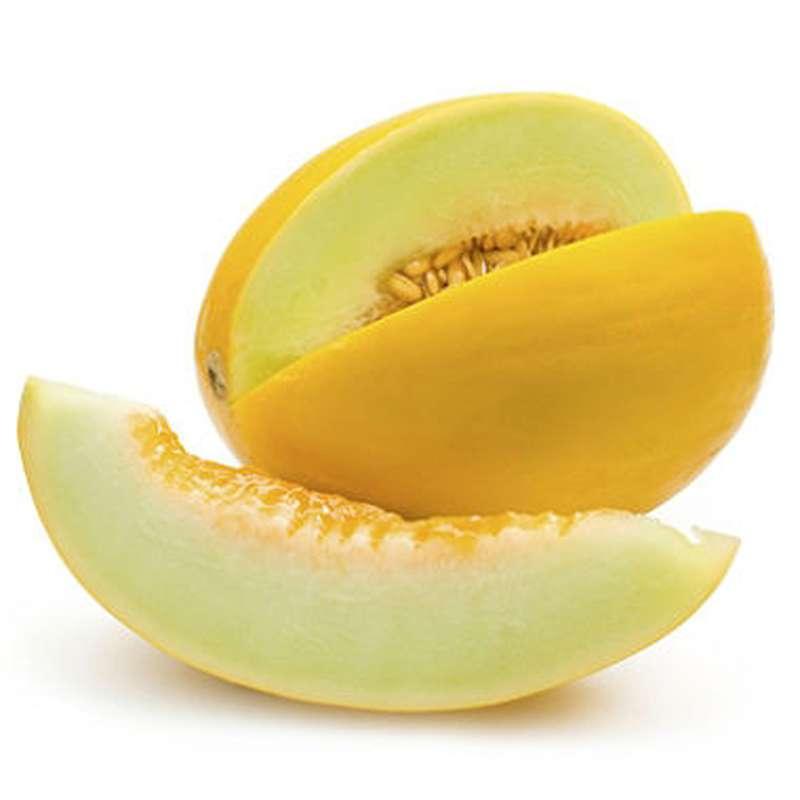 Melon canari BIO (calibre moyen), Espagne