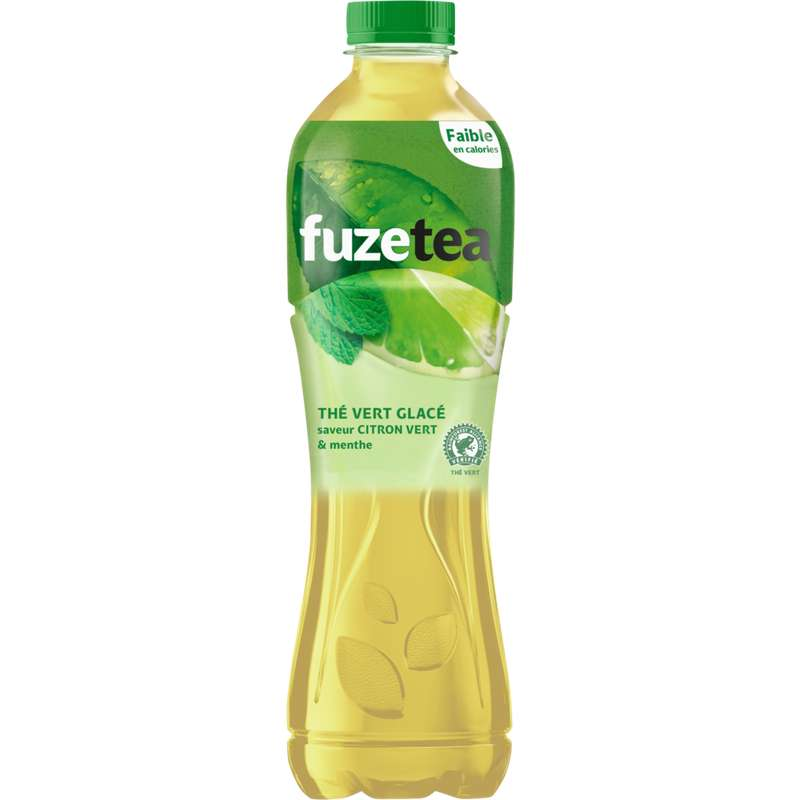 Fuze Tea menthe citron vert (1.25 L)