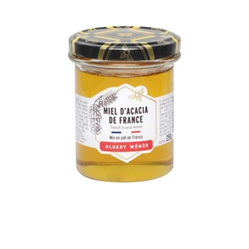 Miel d'acacia de France, Albert Ménès (250 g)