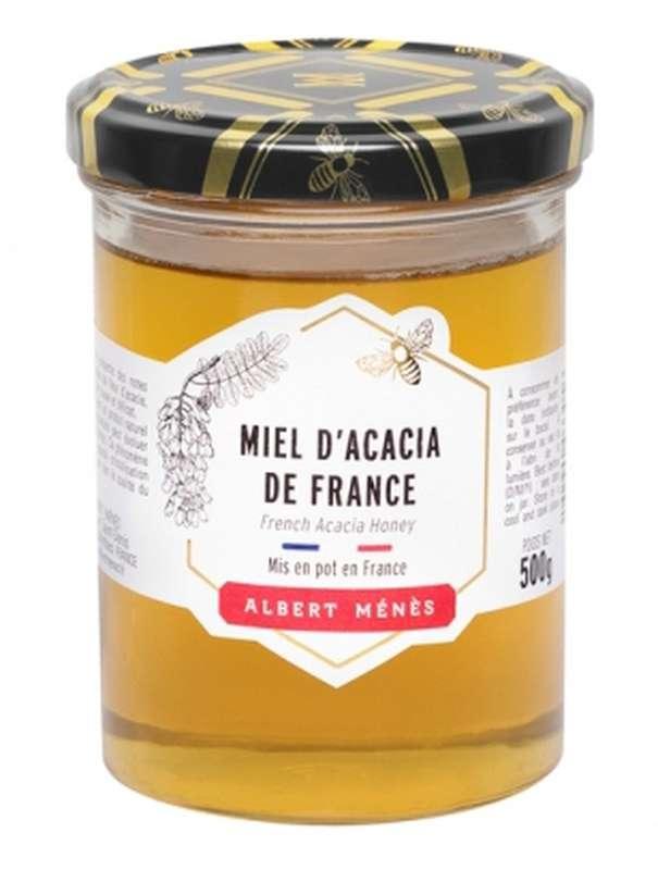 Miel d'Acacia de France, Albert Ménès (500 g)