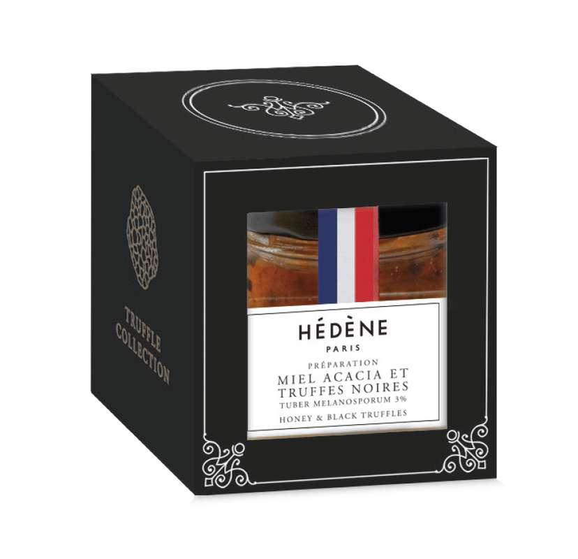 Préparation au miel d'acacia et truffes noires, Hédène (40 g)