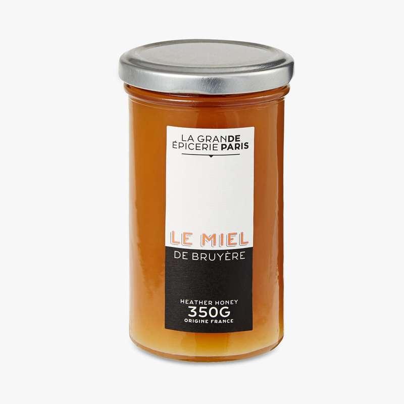 Miel de bruyère, La Grande Epicerie de Paris (350 g)