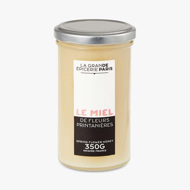 Miel de fleurs printanières, La Grande Epicerie de Paris (350 g)