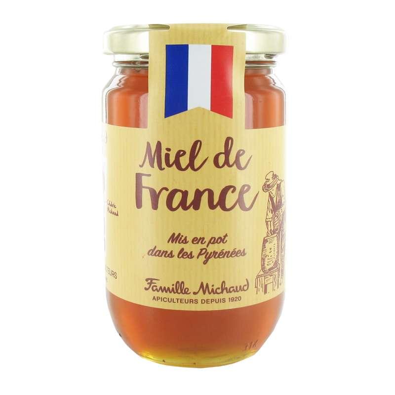 Miel de France liquide, Famille Michaud (375 g)