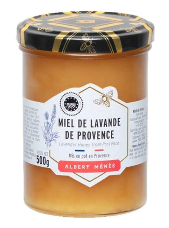 Miel de Lavande de Provence IGP, Albert Ménès (500 g)