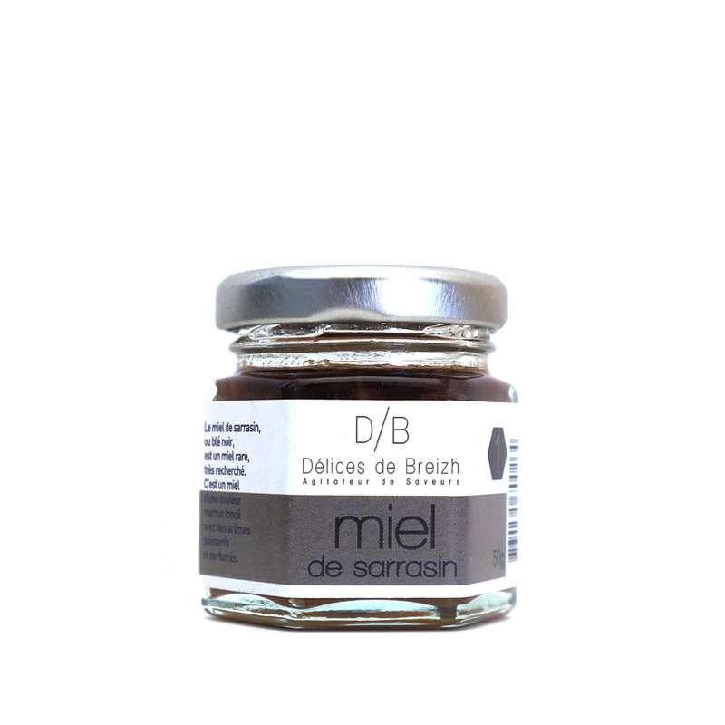 Miel de sarrasin, Délices de Breizh (50 g)