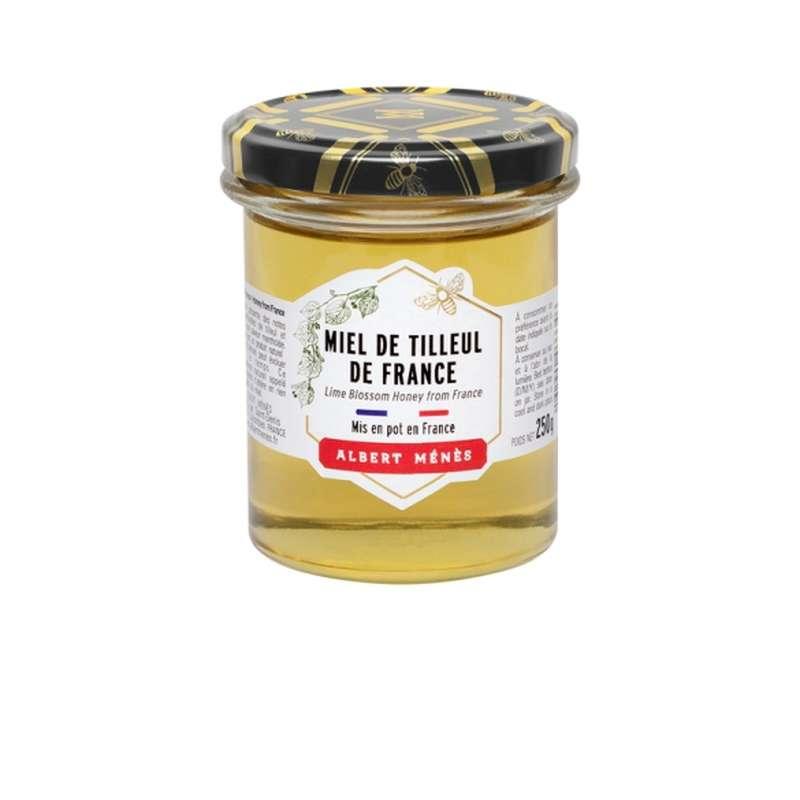 Miel de tilleul de France, Albert Ménès (250 g)