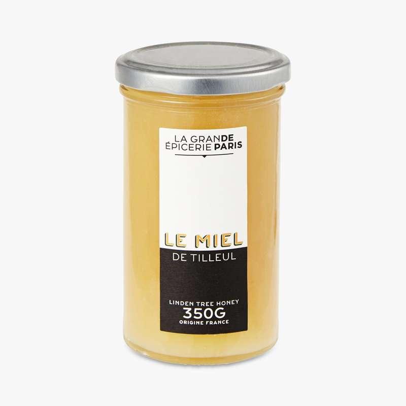 Miel de tilleul, La Grande Epicerie de Paris (350 g)
