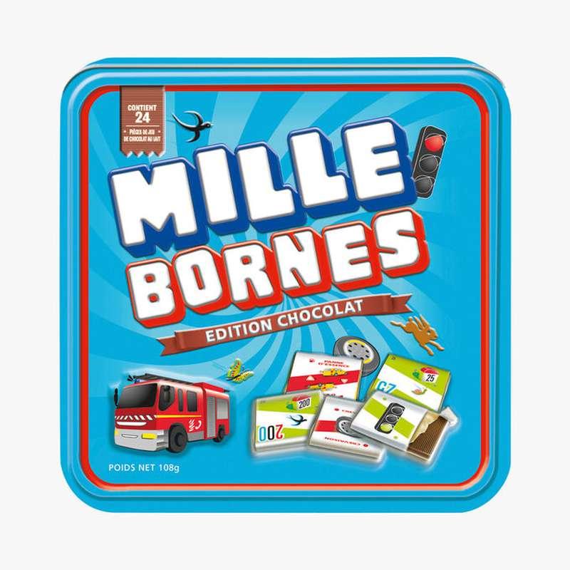 Mille Bornes édition chocolat, Chocosuisse (108 g)
