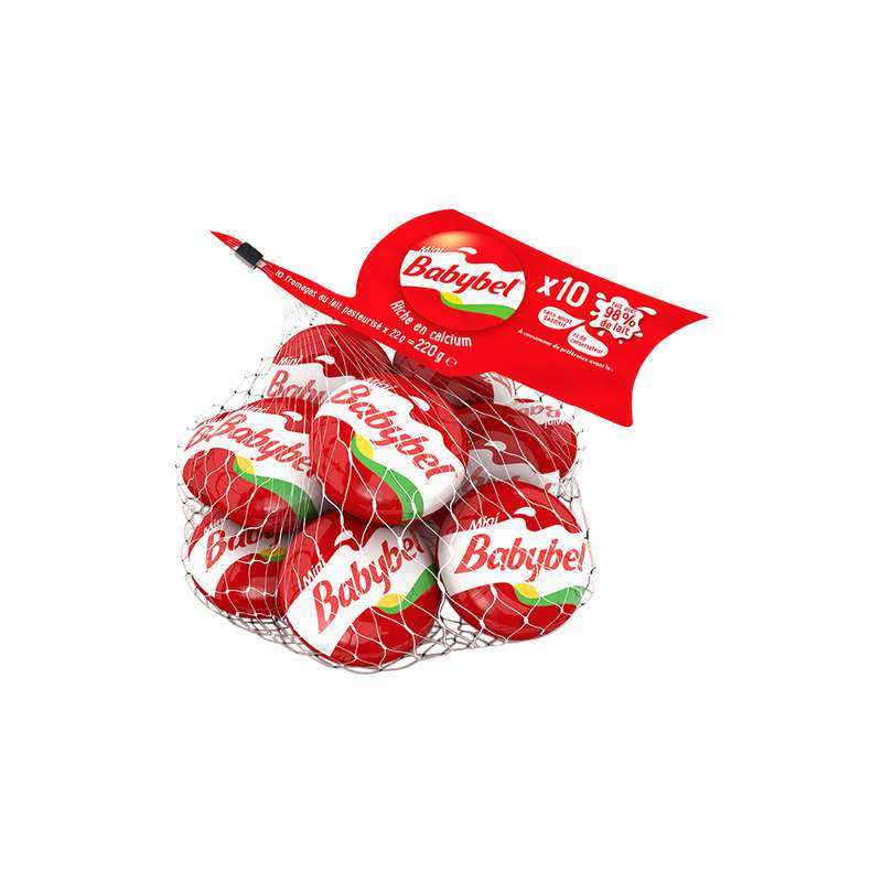 Mini Babybel (10 x 22 g)