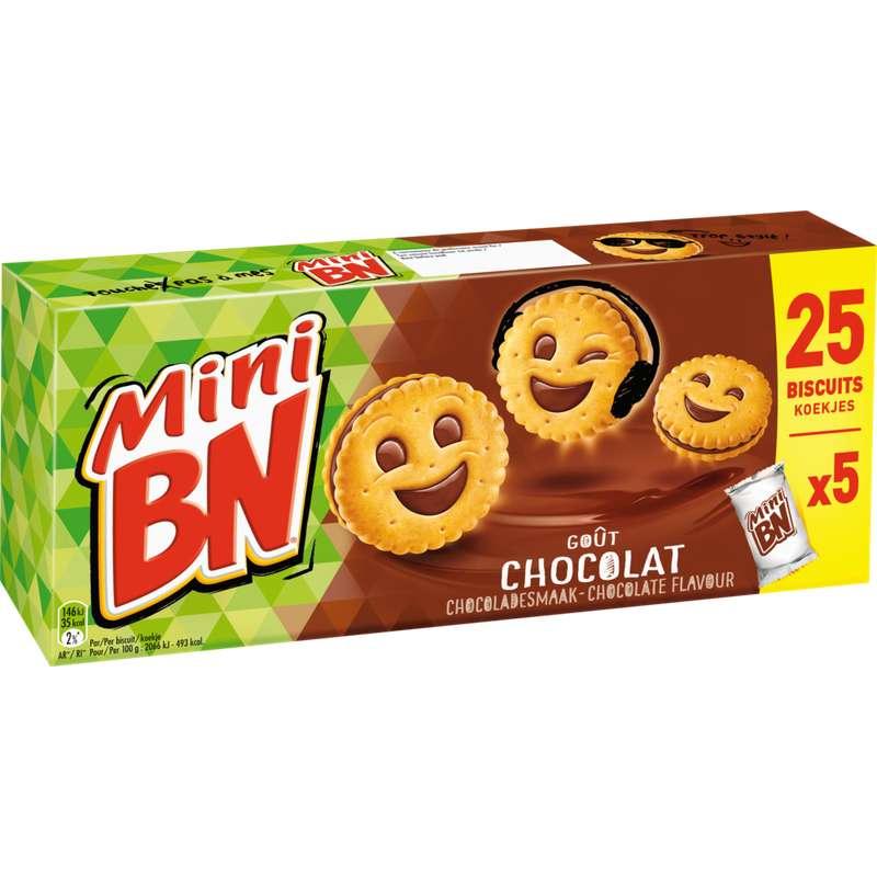 Mini BN au chocolat (175 g)