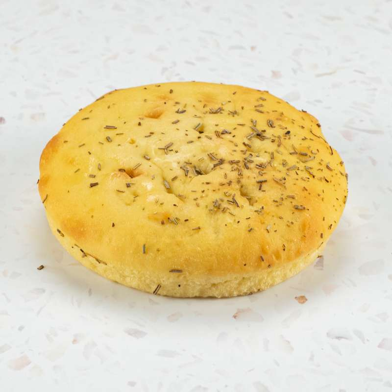 Mini focaccia au romarin (120 g)