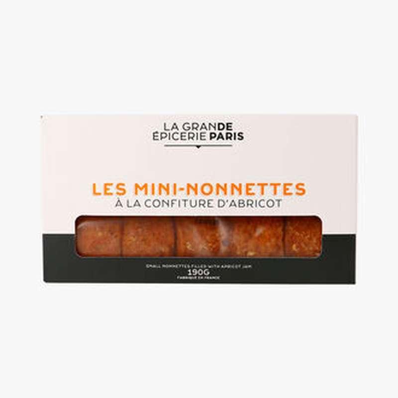 Mini-nonnettes à la confiture d'abricot, La Grande Epicerie de Paris (x 5, 200 g)