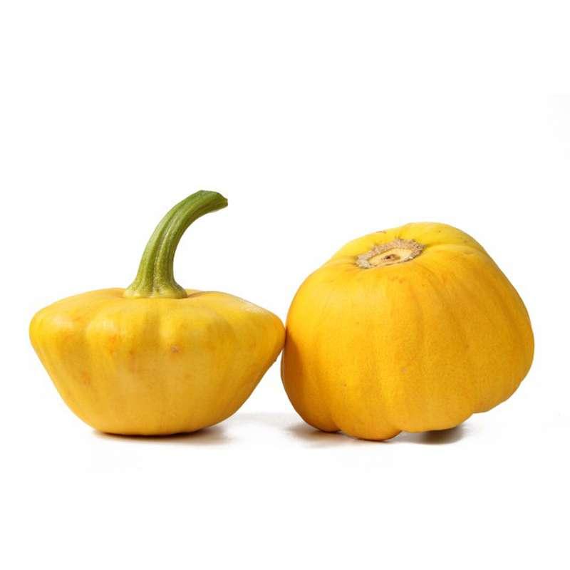 Mini patisson jaune (barquette 200 g)