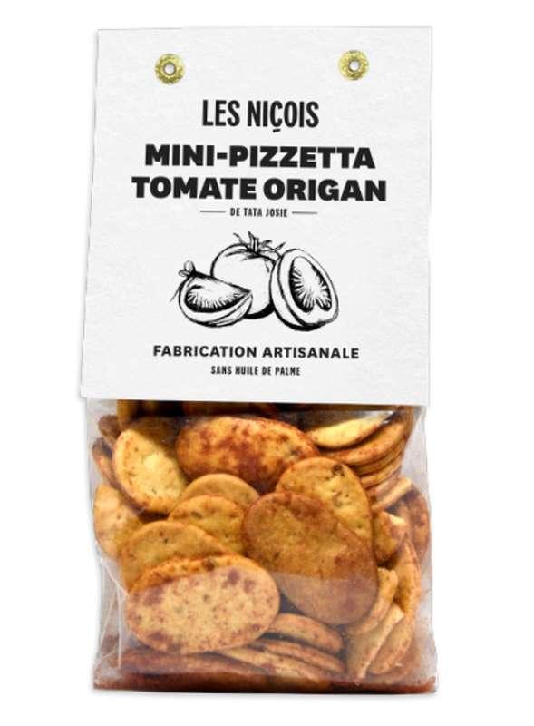 Mini-pizzetta tomate origan de Tata Josie, Les Niçois (200 g)