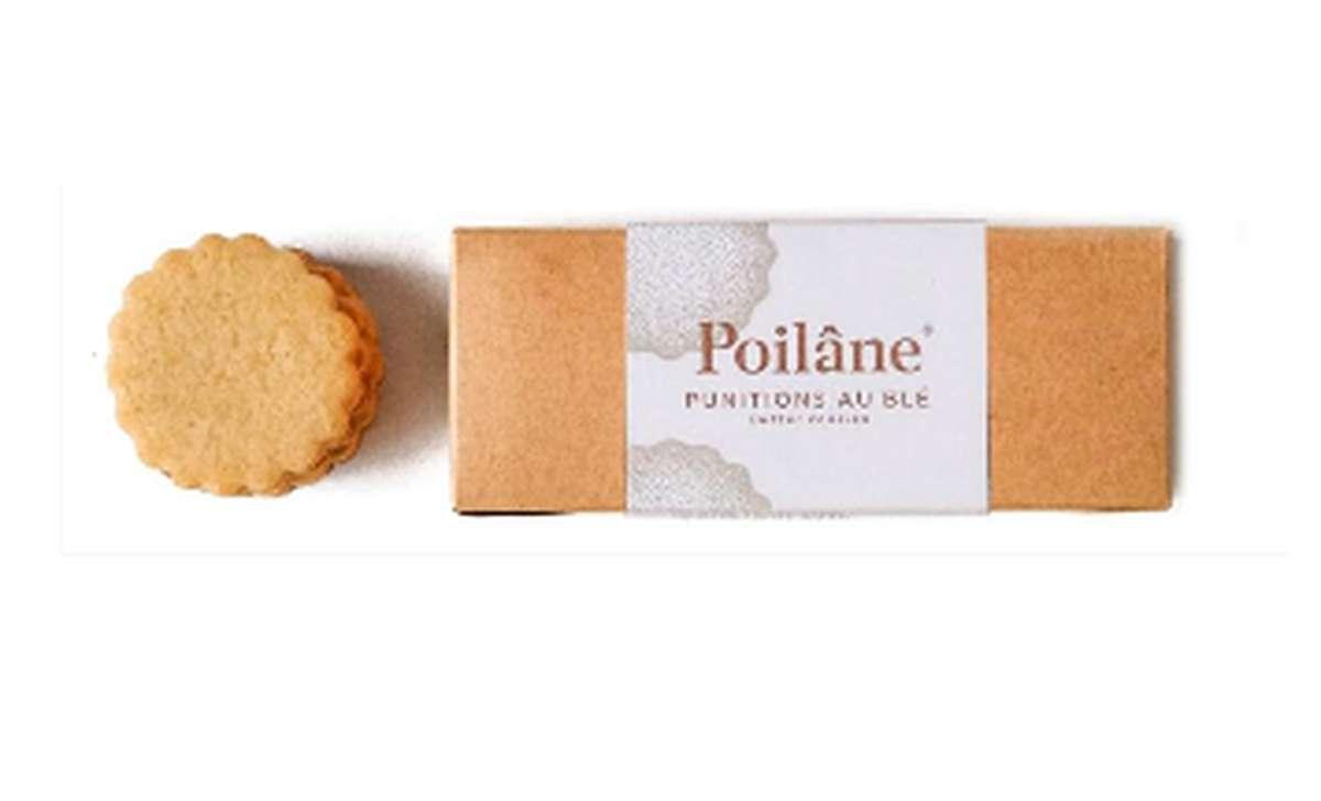 Mini-réglette Punitions®, Poilâne (135 g)