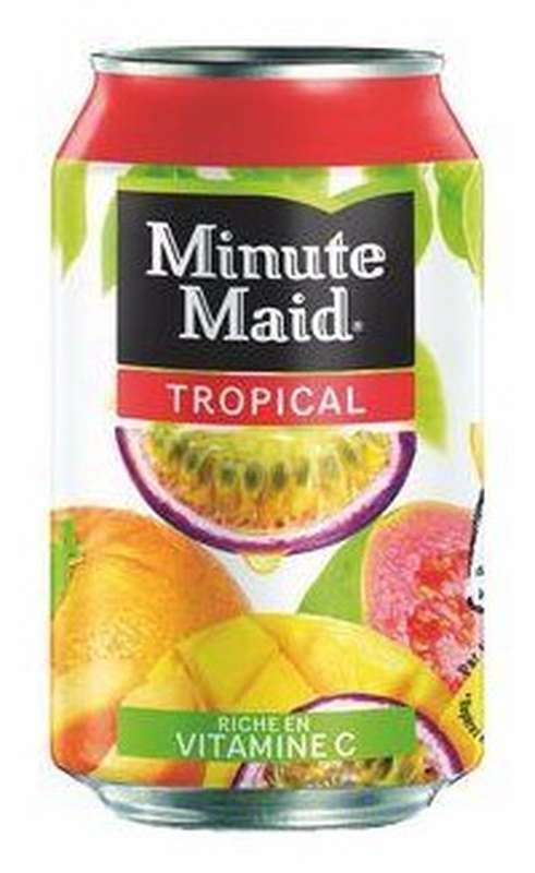 Minute Maid Tropical (33 cl)