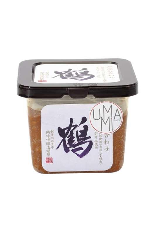Miso Soja et Orge (500 g)
