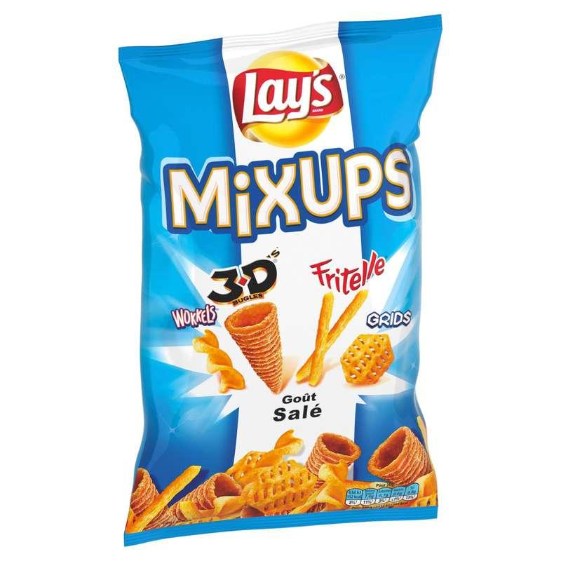 Mixups goût salé, Lay's (110 g)