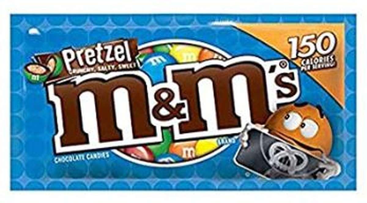 M&M's au Pretzel (226,8 g)