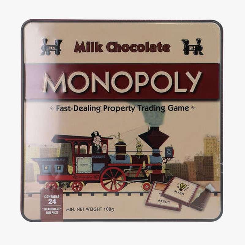 Monopoly édition chocolat, Chocosuisse (108 g)