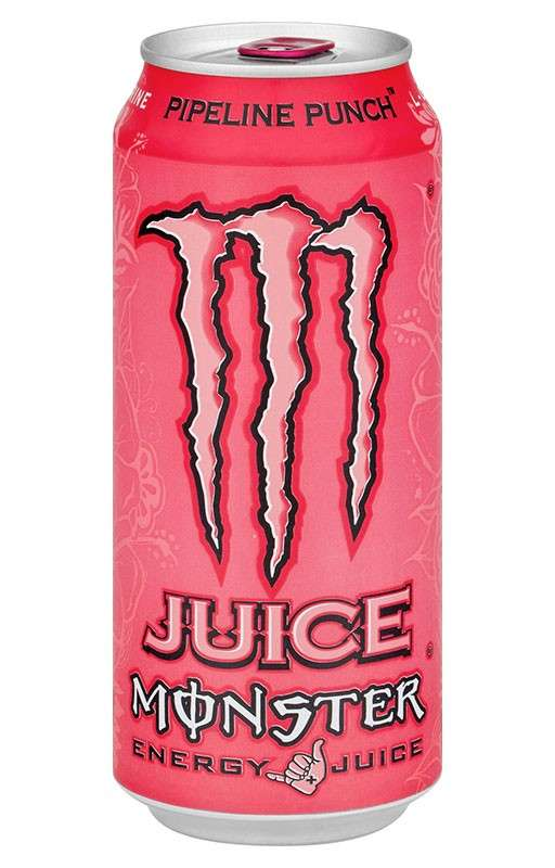 Monster Pipeline Punch (50 cl)