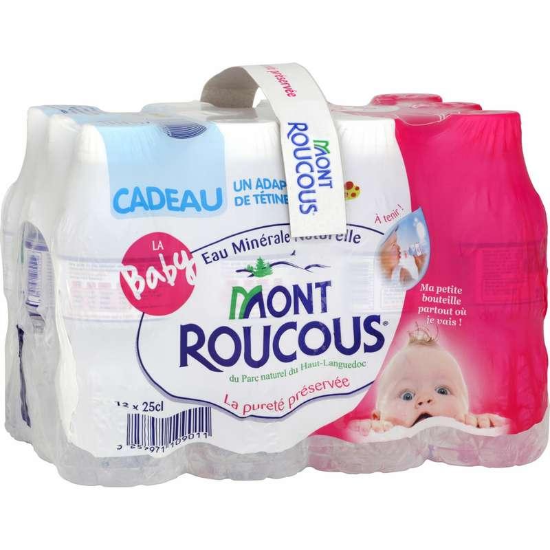 Pack de Mont Roucous babymax (12 x 25 cl)