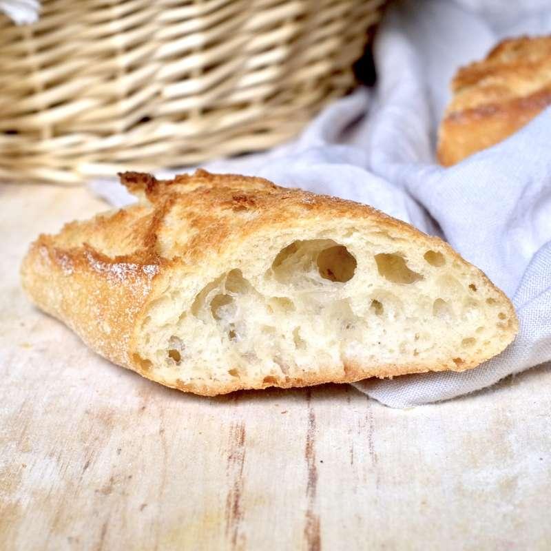 Morceau de pain (baguette tradition)