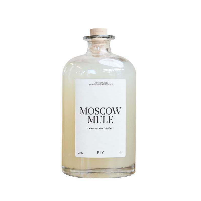 Moscow Mule, Ely (1 L)