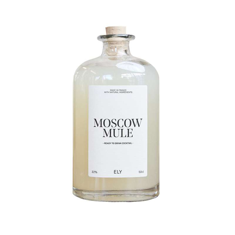 Moscow Mule, Ely (50 cl)