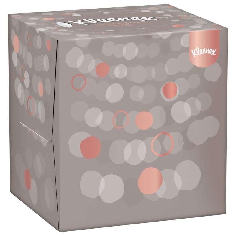 Boite de mouchoirs ultra soft, Kleenex (x 56)