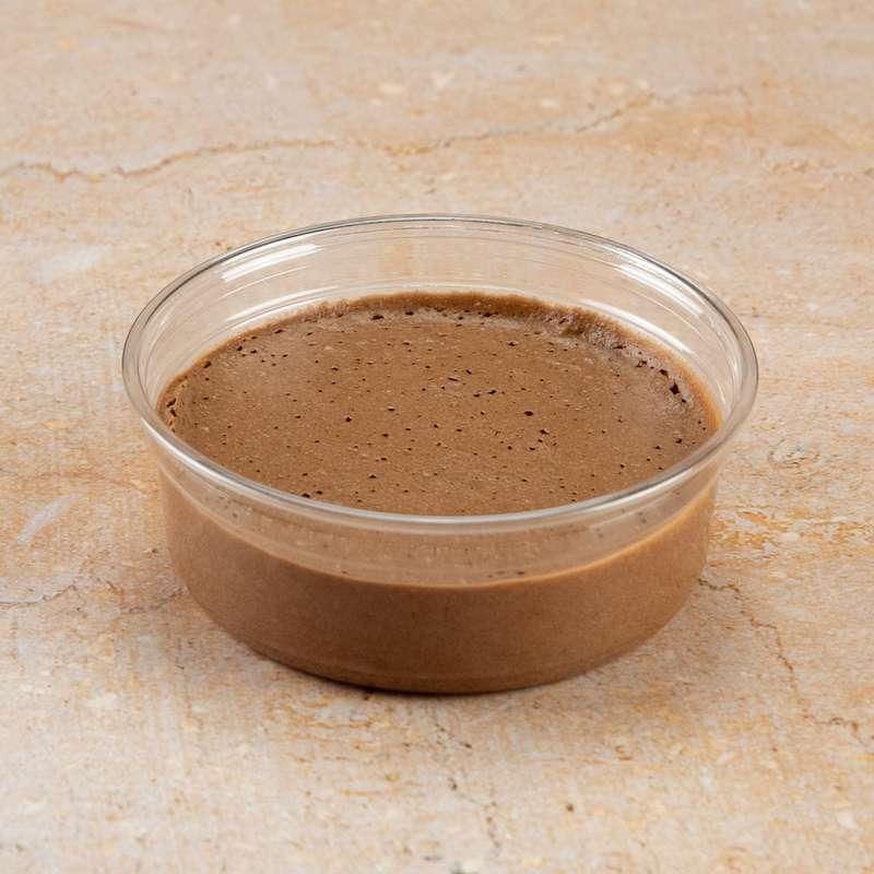 Mousse au chocolat Valrhona maison (100 g)