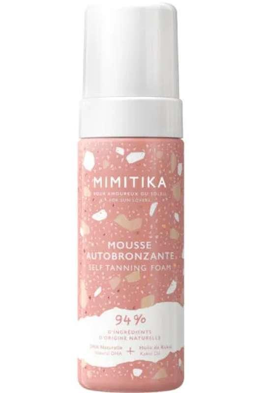 Mousse autobronzant, Mimitika (150 ml)