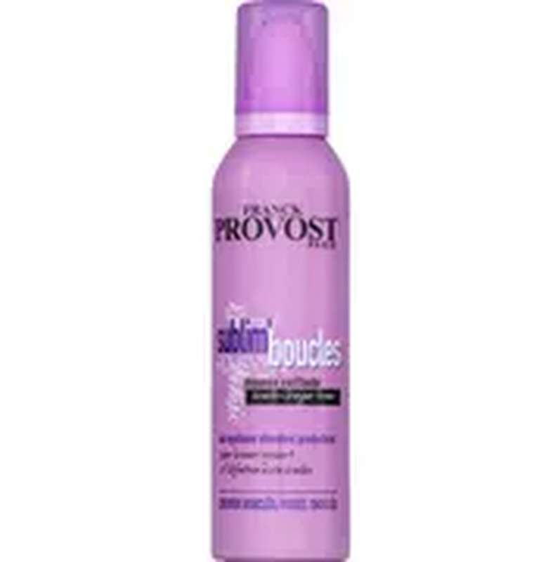 Mousse coiffante Sublim' boucles, Franck Provost (200 ml)
