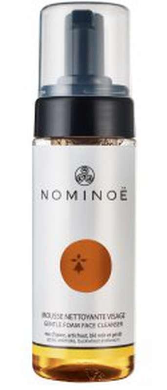 Mousse nettoyante démaquillante visage BIO, Nominoë (150 ml)