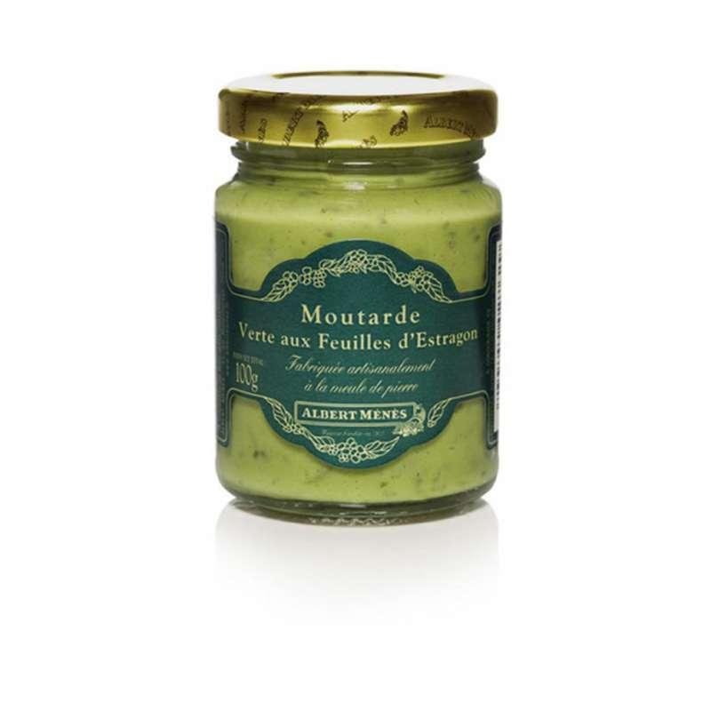 Moutarde à l'estragon, Albert Ménès (100 g)