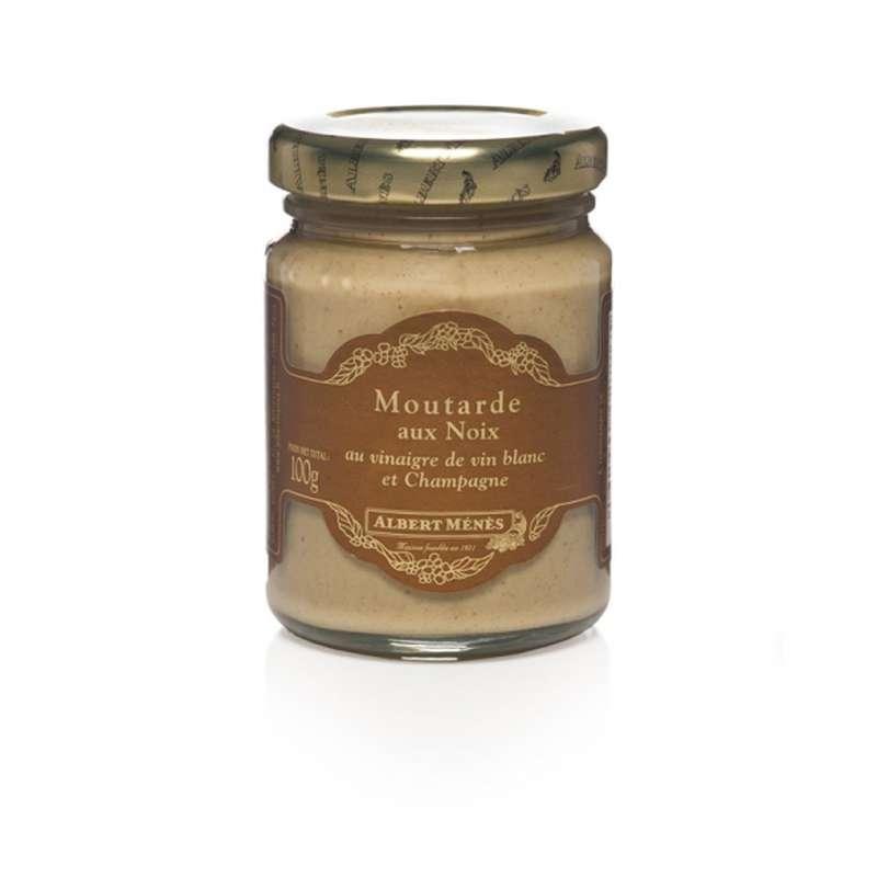 Moutarde à la noix, Albert Ménès (100 g)