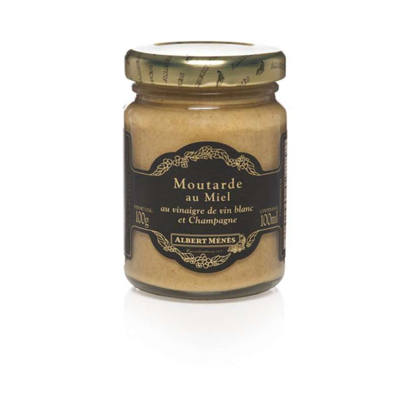 Moutarde au miel, Albert Ménès (100 g)
