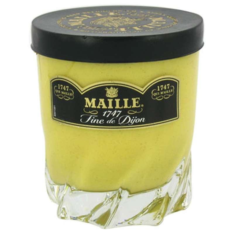 Moutarde de Dijon fine et forte, Maille (280 g)