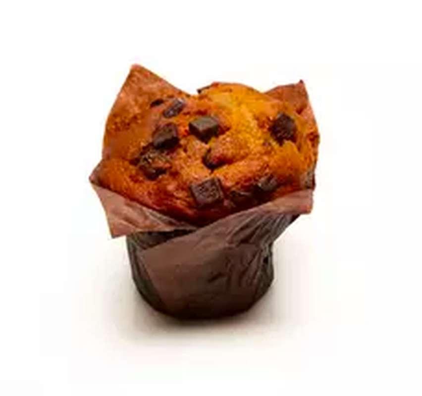 Muffin banane et pépites de chocolat, Rachel's cake