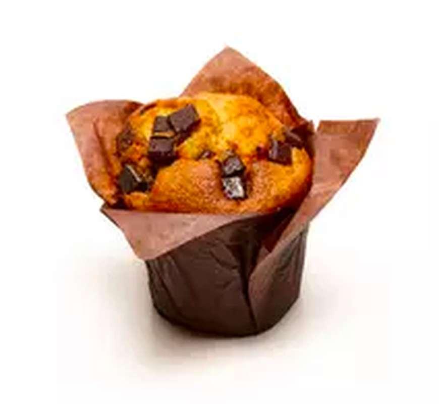 Muffin vanille et pépites de chocolat, Rachel's cake