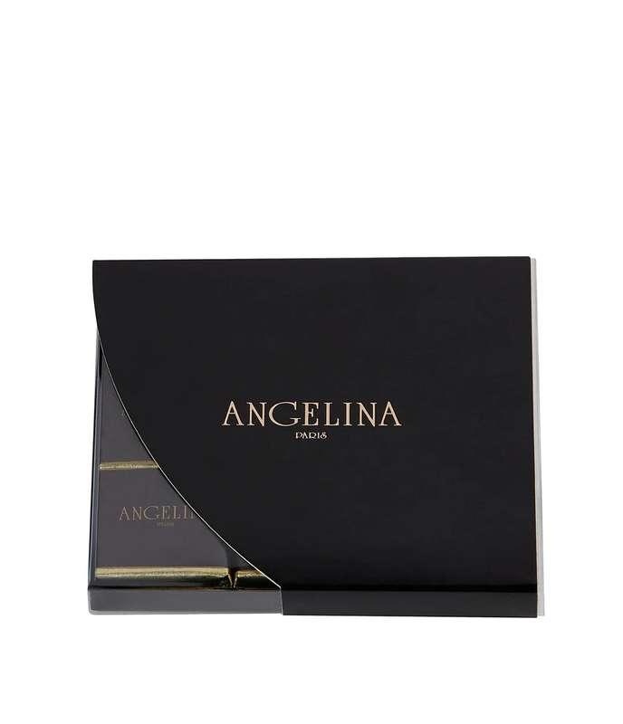 Napolitains au chocolat noir, Angelina (70 g)