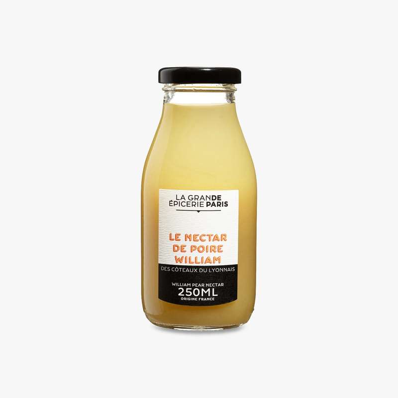 Nectar de poire Williams, La Grande Epicerie de Paris (25 cl)