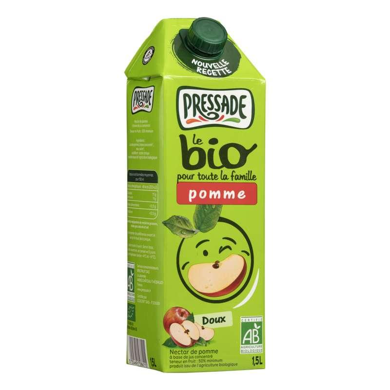 Nectar de pommes BIO, Pressade (1,5 L)